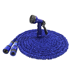 BLUE EXPANDABLE HOSE
