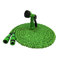 GREEN EXPANDABLE HOSE