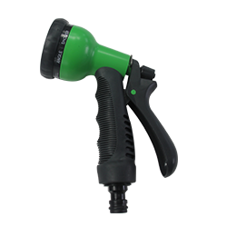 8 PATTERN SPRAY GUN & NOZZLE