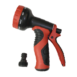 9 PATTERN SPRAY GUN & NOZZLE
