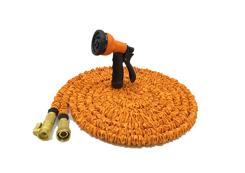 ORANGE EXPANDABLE HOSE